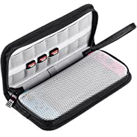 Hard Shell Carrying Case para Nintendo Switch, Myriann