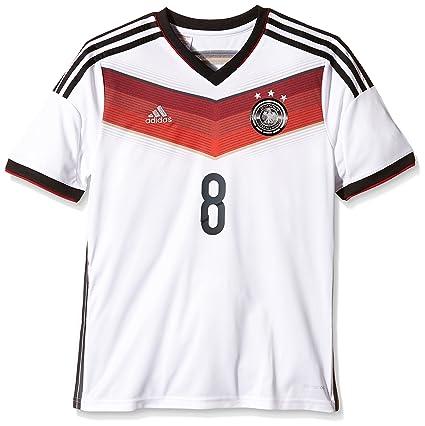 d880e4279440a adidas Kinder Trikot DFB Fanshop Deutschland Home Oezil  Amazon.de ...