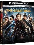 The Great Wall (2 Blu-Ray 4K UltraHD + Blu-Ray)