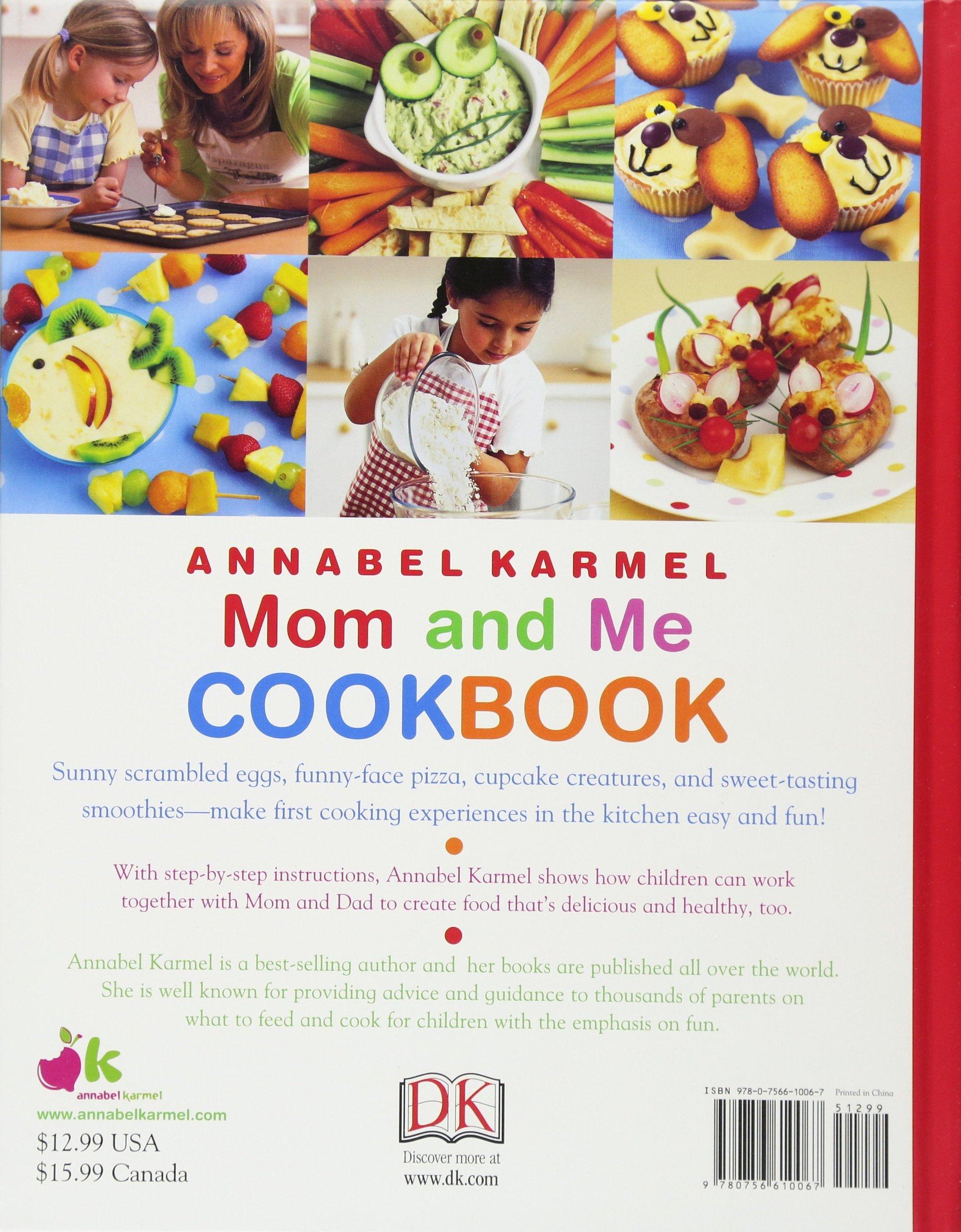 Mom and Me Cookbook: Amazon.co.uk: Annabel Karmel: 0690472010067: Books