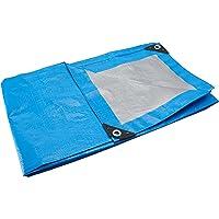 Pretul LP-152, Lona azul de 1.5 x 2 m, 110 g/m²