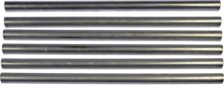 Dorman 800-634 Straight Rigid Aluminum Tubing 16mm x 5//8 In 12 In OD Pack of 6