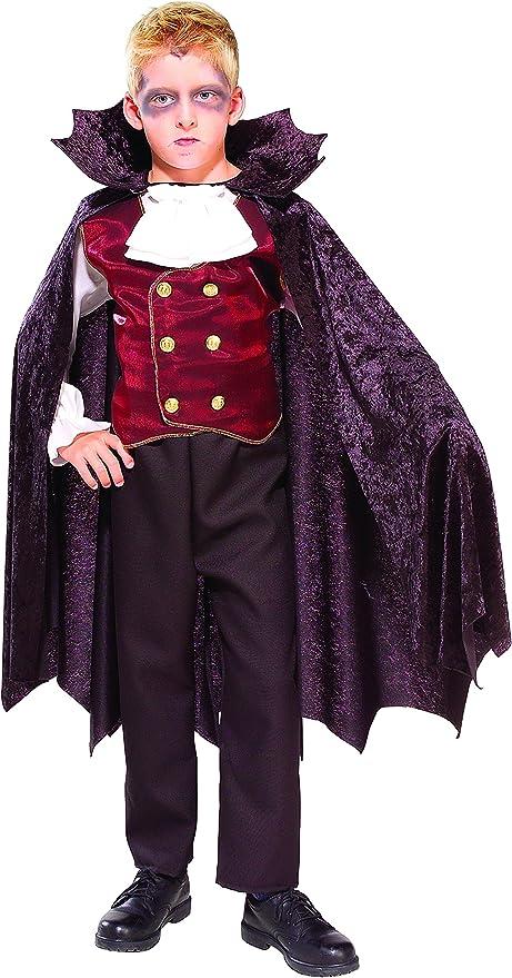 Disfraz Infantil - Disfraz El Conde Vampiro: Amazon.es: Juguetes y ...