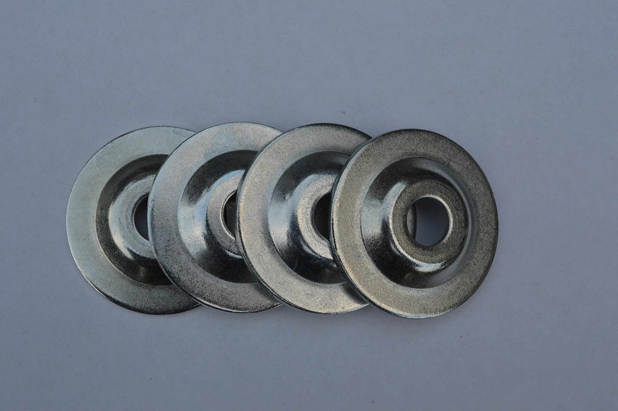 4, 2''bench Grinder Arbor Washer/flange/collar,1/2''arbor Grinding/wire Wheel by Gitachi (Image #2)