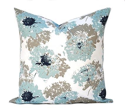 Amazon Com One Floral Pillow Cover Home Decor Decorative Pillow