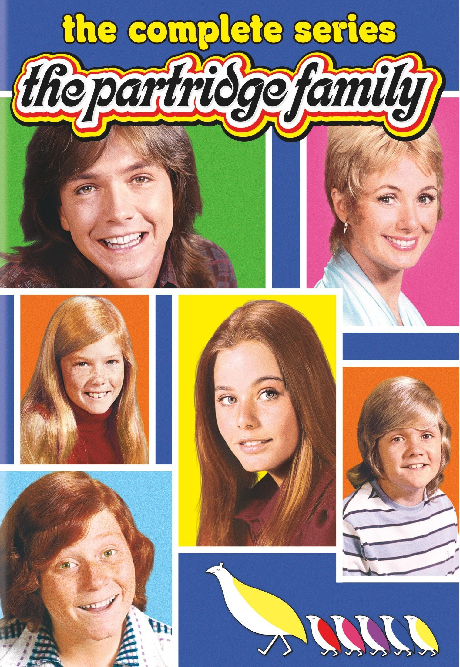 The Partridge Family: The Complete Series by Sony Pictures Home Entertainment