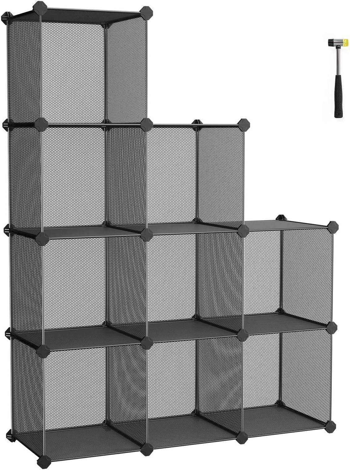 SONGMICS Storage Cubes ULPC33B/115S-ULPL115H/115W  sc 1 st  Amazon.com & Office Storage Cabinets | Amazon.com | Office Furniture u0026 Lighting ...
