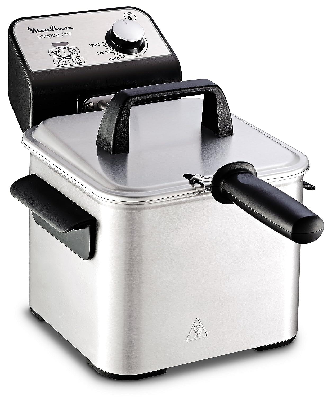 Moulinex Compact Pro AM Freidora clásica W niveles de cocción termostato regulable
