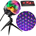 Gemmy Light Show Points of Light Halloween Projector with Wireless Remote