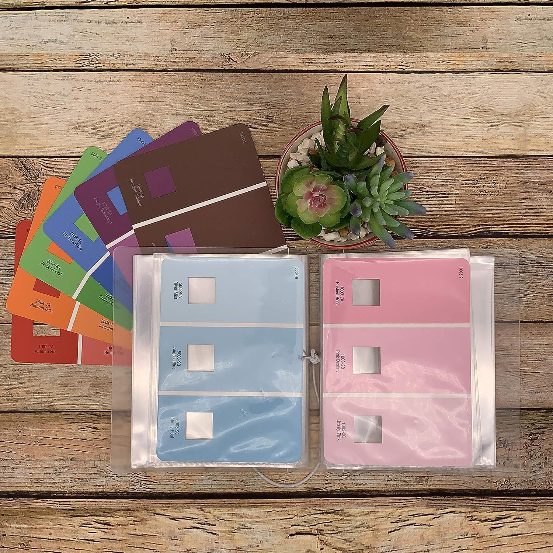 Reusable Sticker Book Baby Photo Album Photo Storage Wedding Photo Album Customizable 60 Pockets Clear Cover 120 Photo Capacity Sticker Album Monicas Marvels 4x6 Photo Album Photo Keeper