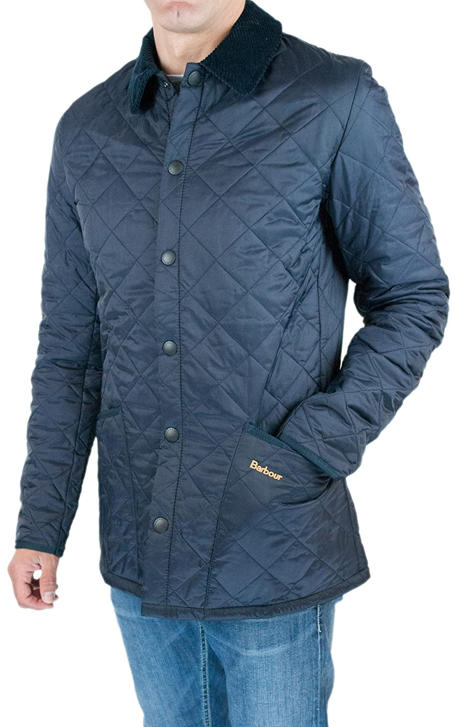 Barbour - Chaqueta - para hombre turquesa Large : Amazon.es ...