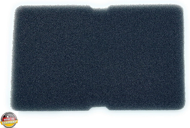 WT Trade Filtro Original de Secadora, secador de Bomba de Calor, Filtro de Esponja, Alfombrilla de Filtro, secador de condensación, para Beko Grundig Blomberg ElektraBregenz, 240 x 150 x 10 mm