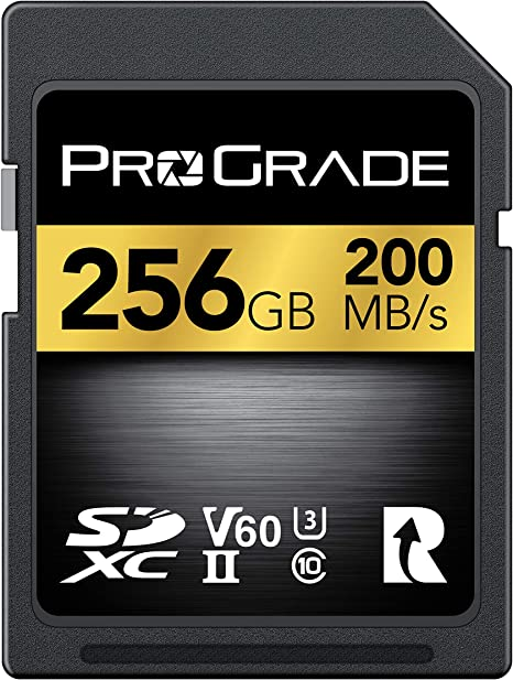 ProGrade Digital SDXC UHS-II Memory Card (256GB)