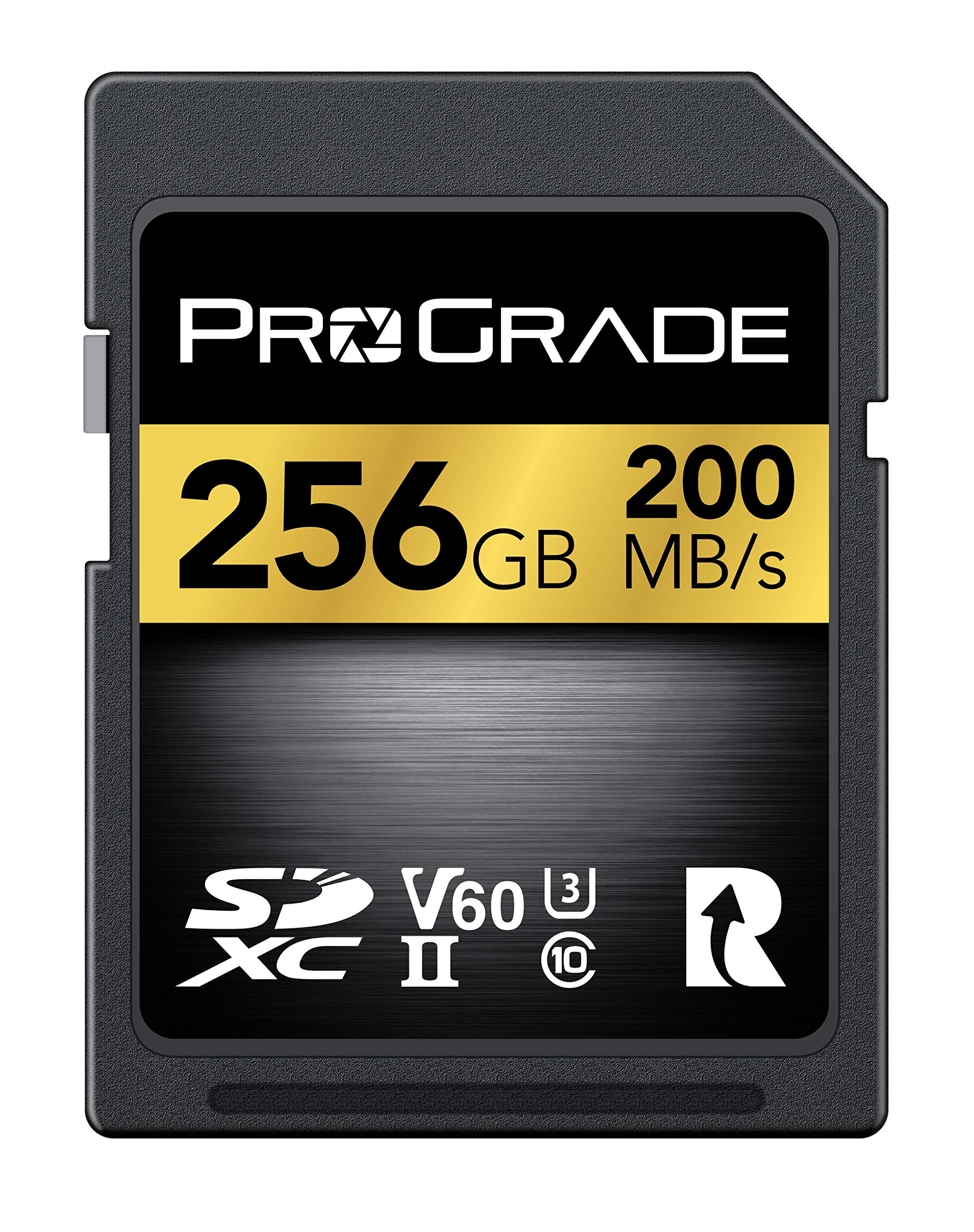 ProGrade Digital SDXC UHS-II Memory Card (256GB) by ProGrade Digital Incorporated