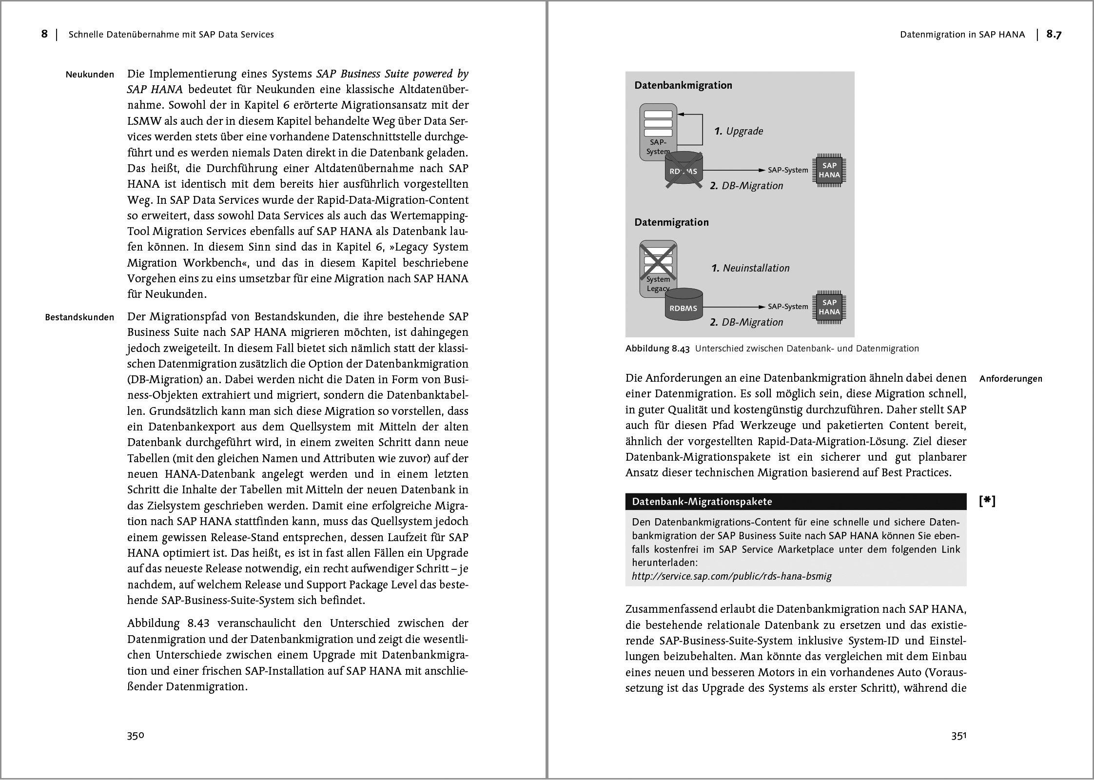 Datenmigration in SAP: Batch-Input, LSMW, SAP Data Services, IDocs ...