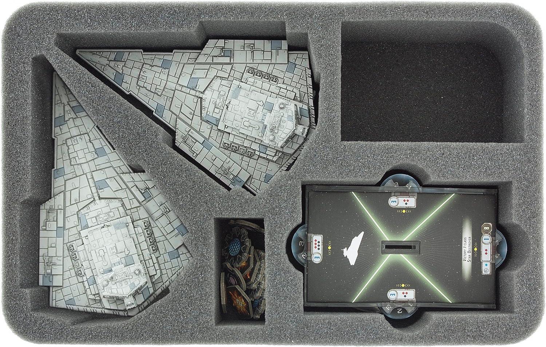 Feldherr HSBW060BO Foam Tray for Star Wars Armada Victory-Class Star Destroyer: Amazon.es: Juguetes y juegos