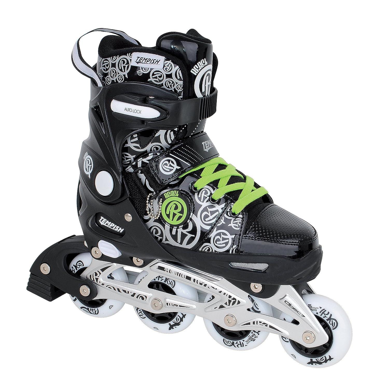 9d0ab2509bd8d9 TEMPISH LUX REBEL Pattini in Linea   Bambini   Donna   Uomo   Inline Skates    ABEC7 Chrome   Dimensioni regolabile 29-32 / 33-36 / 37-40 / 40-43, ...
