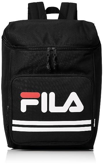 207a15f4e785 Amazon | [フィラ] リュック (フィラ) FILA fm2007 ブラック | FILA ...