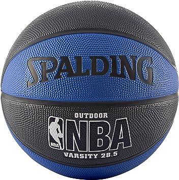 Spalding NBA Varsity - Balón de Baloncesto para Exteriores, Color ...