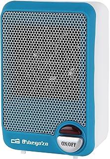 Orbegozo FH 5001 – Calefactor de aire eléctrico, 600 W de potencia