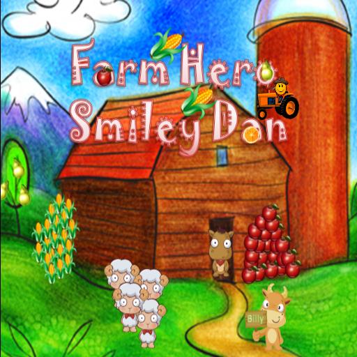 (Farm Hero Smiley Dan Game free)