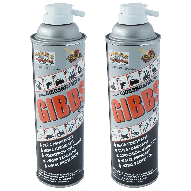 7. Gibbs penetrating oil