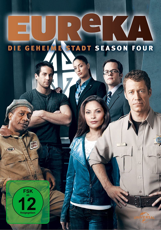 EUREKA-SEASON 4 - COLIN FERGUS [DVD] [2010]