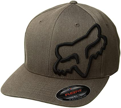 hot sales e7fc6 74a15 Fox Men s Clouded Flexfit HAT, bark, ...