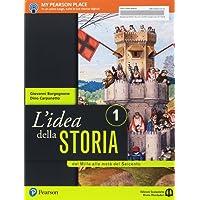 L'idea della storia. Atlante geopolitico-Lezioni di cittadinanza e Costituzione. Per le Scuole superiori. Con e-book. Con espansione online: 1