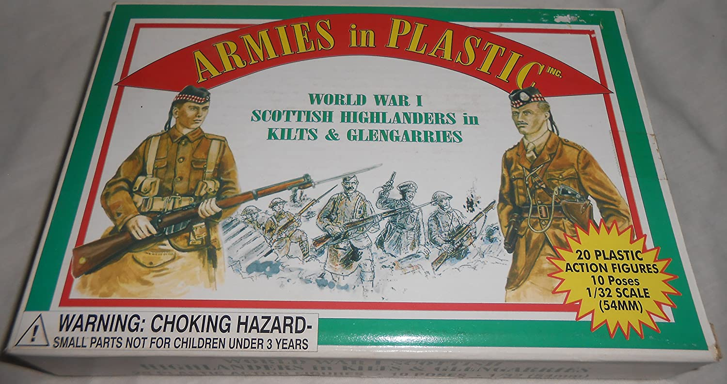 1//32 Armies in Plastic 20 Indian Army Western Front