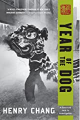 Year of the Dog (A Detective Jack Yu Investigation Book 2) Kindle Edition