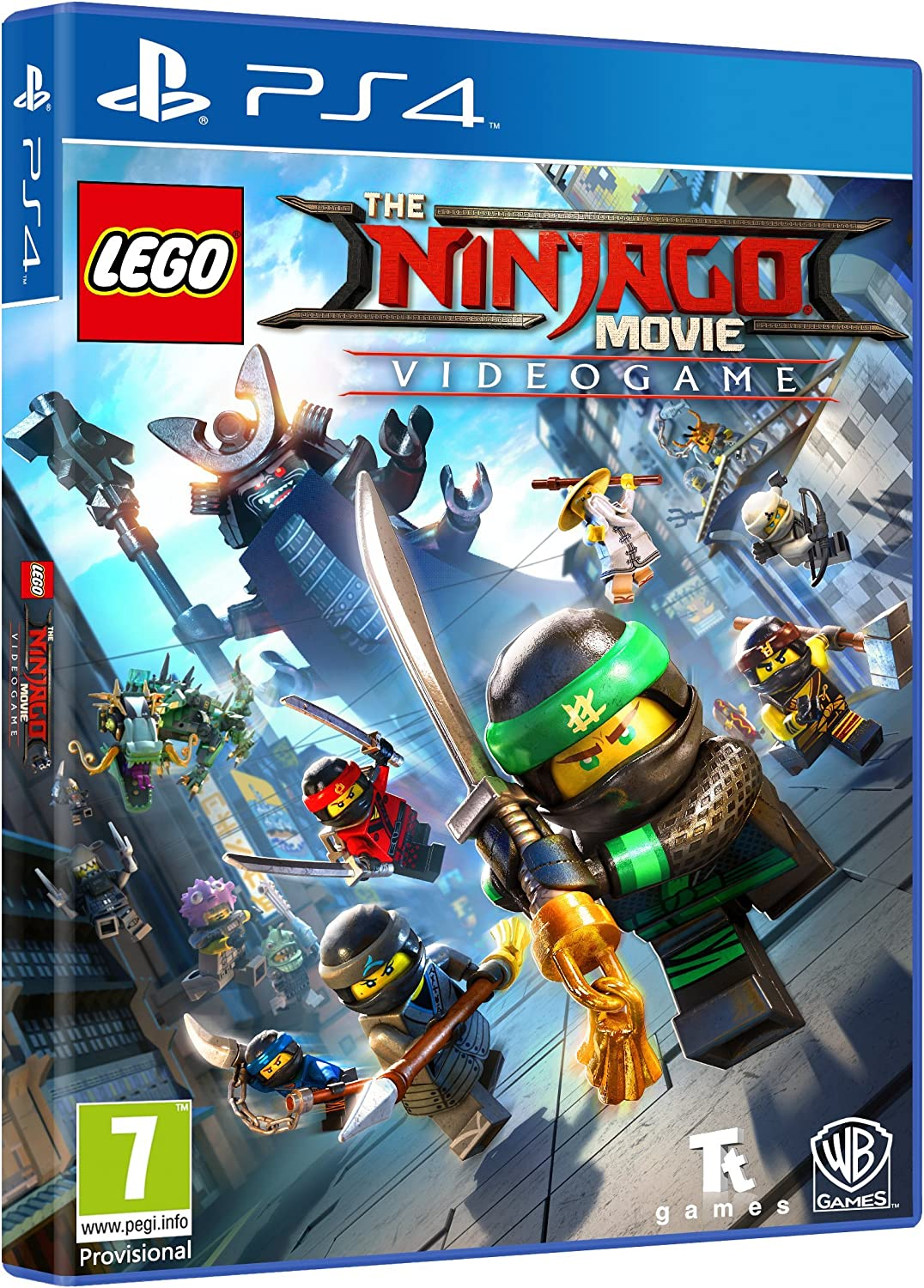 Lego The Ninjago Movie: Videogame: Amazon.es: Videojuegos