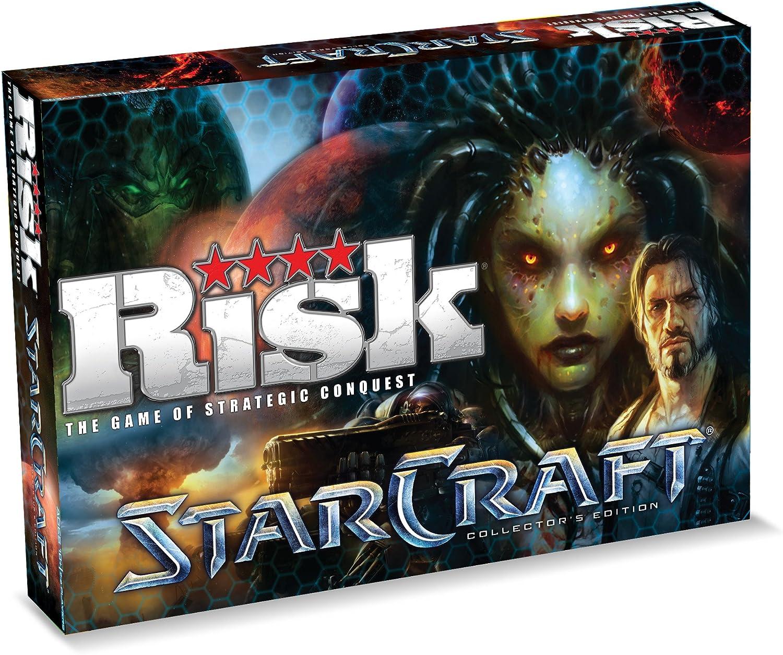 Risk Starcraft - Juego de Estrategia: Risk Starcraft: Amazon.es: Juguetes y juegos