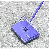 Fuller Brush 17032 Purple Carpet and Floor Sweeper