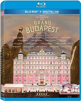 Grand Budapest Hotel Blu Ray Amazon De Dvd Blu Ray