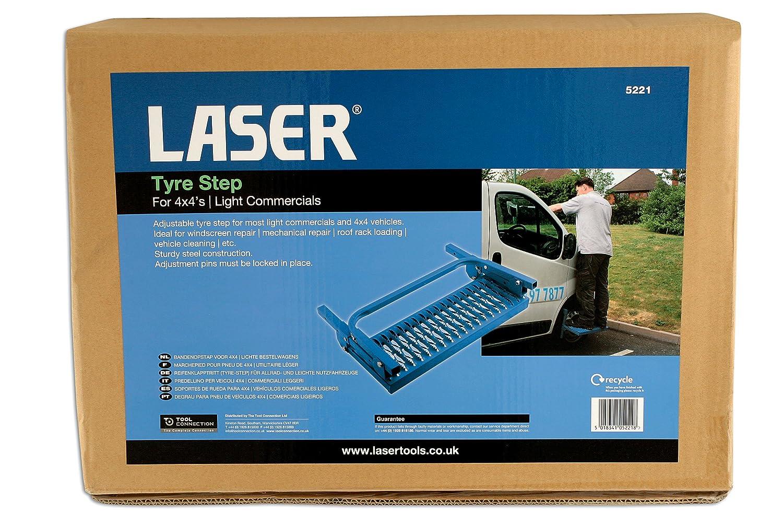 Amazon.fr   Laser 5221 Marche-pied pour pneu de 4 x 4 1b25b22b77c7
