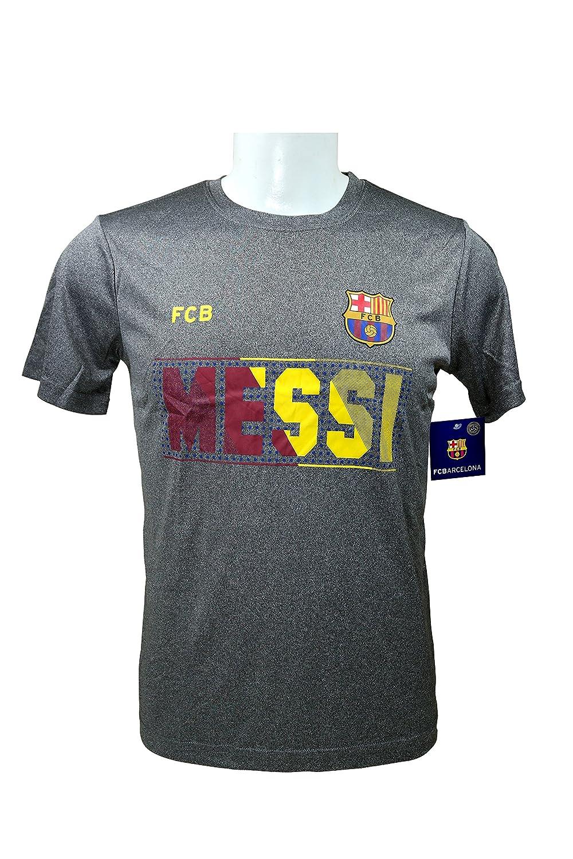 FCバルセロナサッカー公式ユースサッカートレーニングパフォーマンスPoly Jersey p001 B06XHB7PV5 Small|サイズ : YS Small