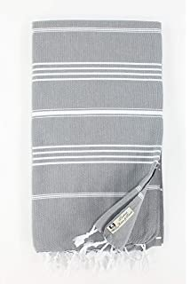 ef3d0165d6 Turkish Towel Fouta Peshtemal Striped Beach Bath Spa Yoga Hammam Gym Pool  Towel Wrap Pareo Sarong