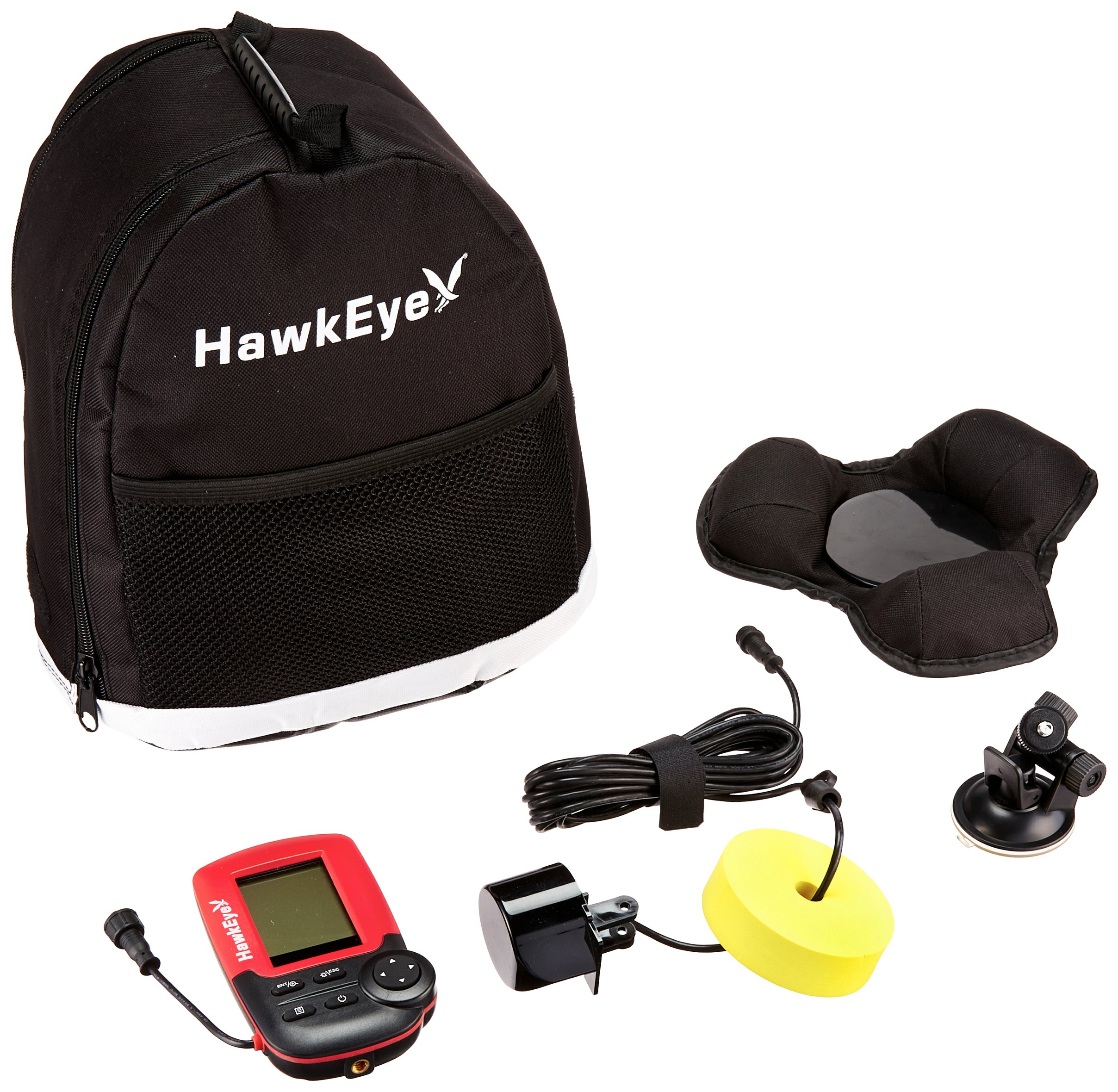 HawkEye FT1PXi FishTrax 1X IceShack Kit by HawkEye