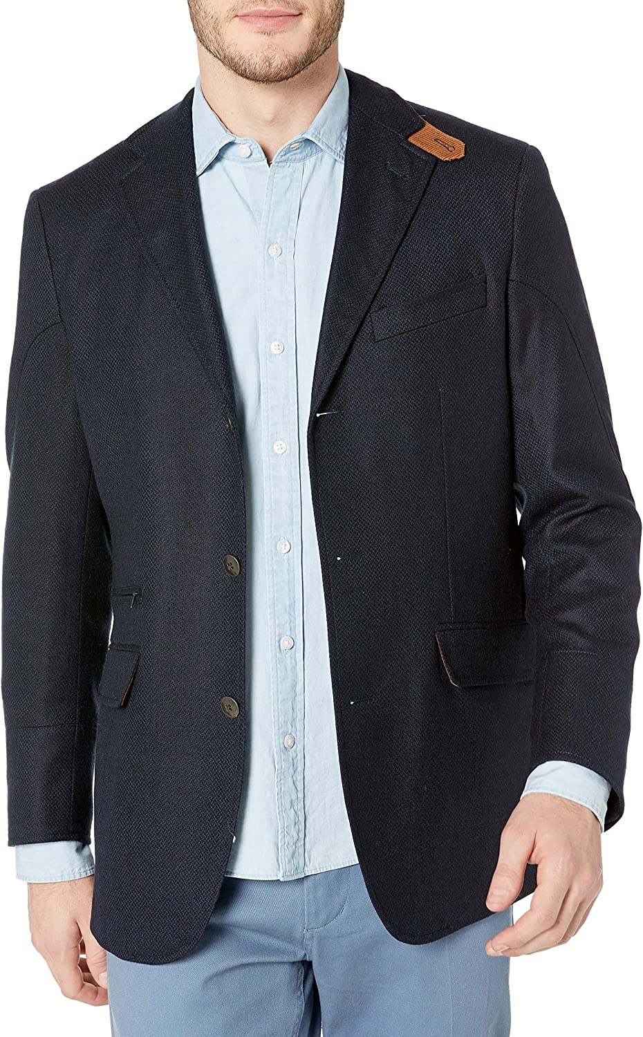 Kroon Men's W33070 Ritchie Aim Stretch Sportcoat Blazer at  Men's Clothing store
