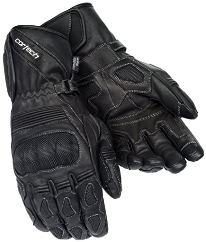 Winter Motorcycle Gloves >> Amazon Com Cortech Men S Scarab 2 0 Winter Motorcycle Gloves Black