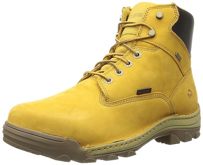 Wolverine Men's Dublin Waterproof Boot