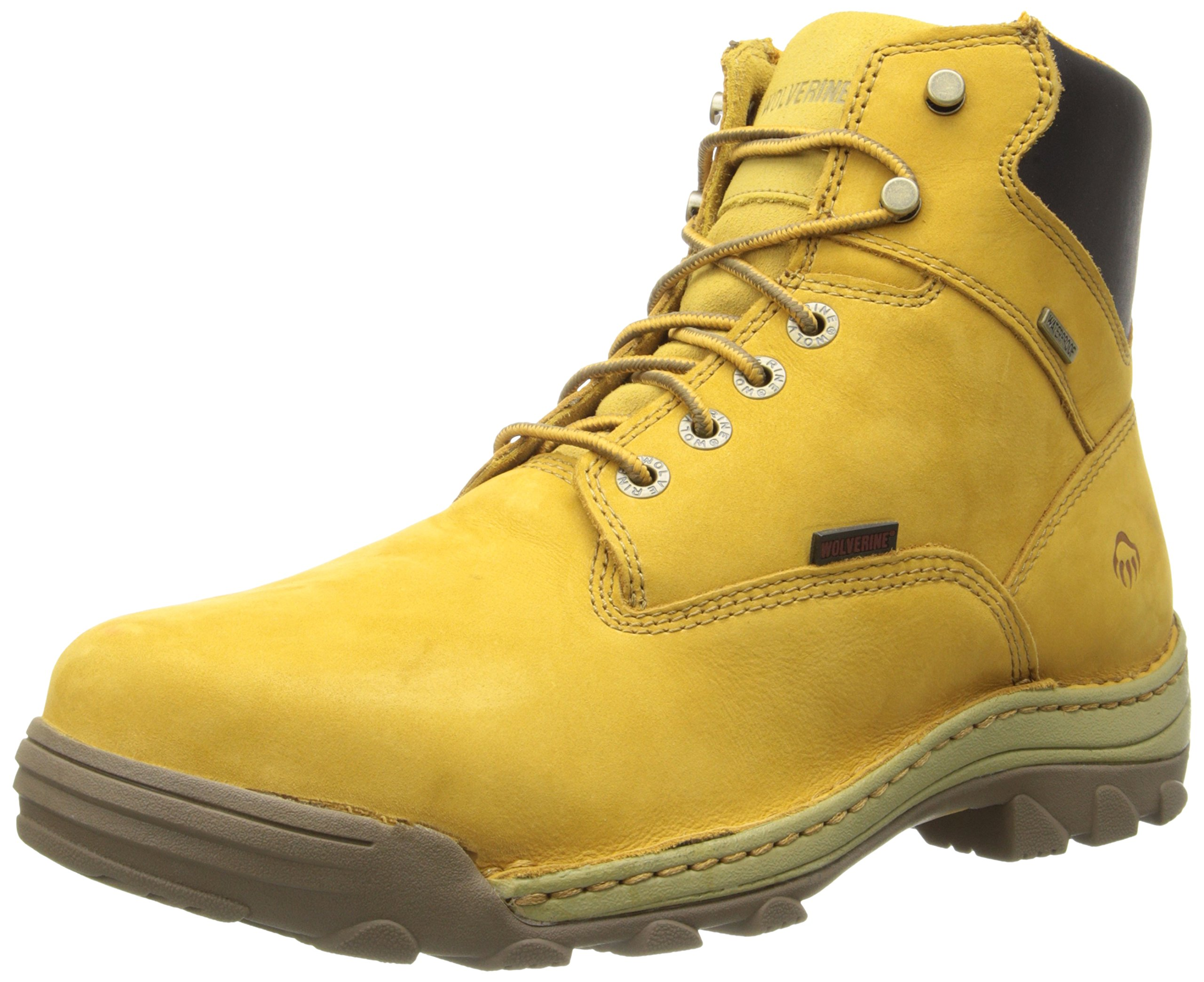 Wolverine Men's W04780 Dublin Boot, Wheat, 13 M US by Wolverine