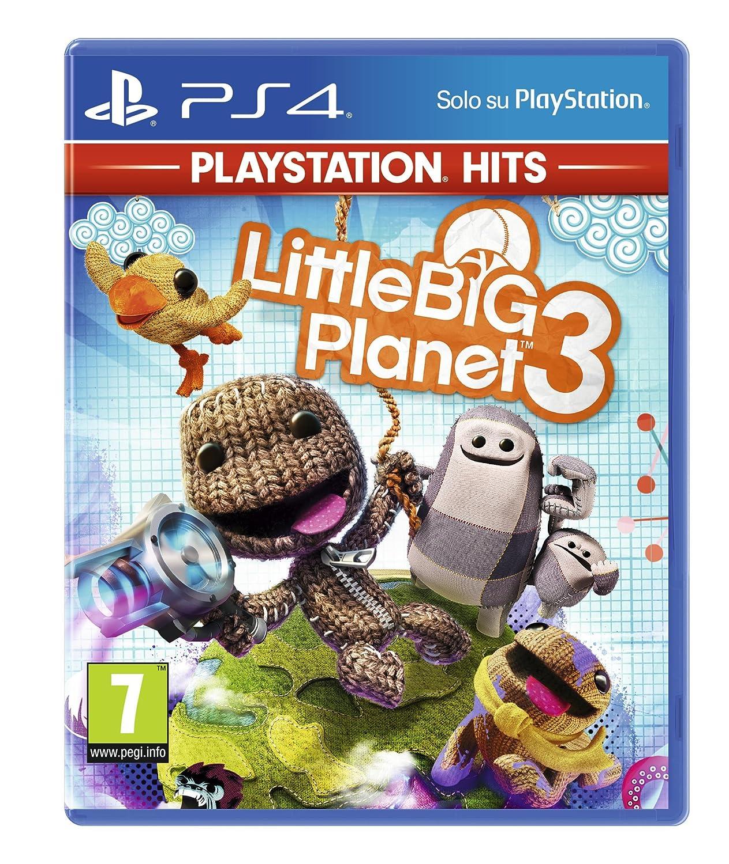 Littlebigplanet 3 (Ps Hits) - Classics - PlayStation 4 [Importación italiana]