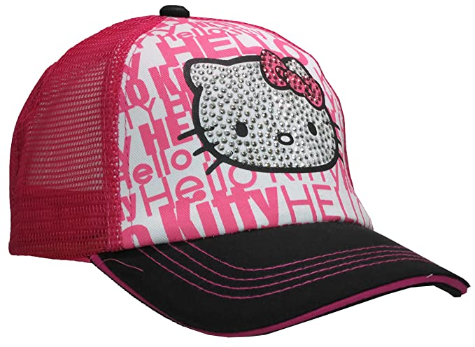 904dbe48b699 Image Unavailable. Image not available for. Color  SANRIO Hello Kitty Girls  Pink ...