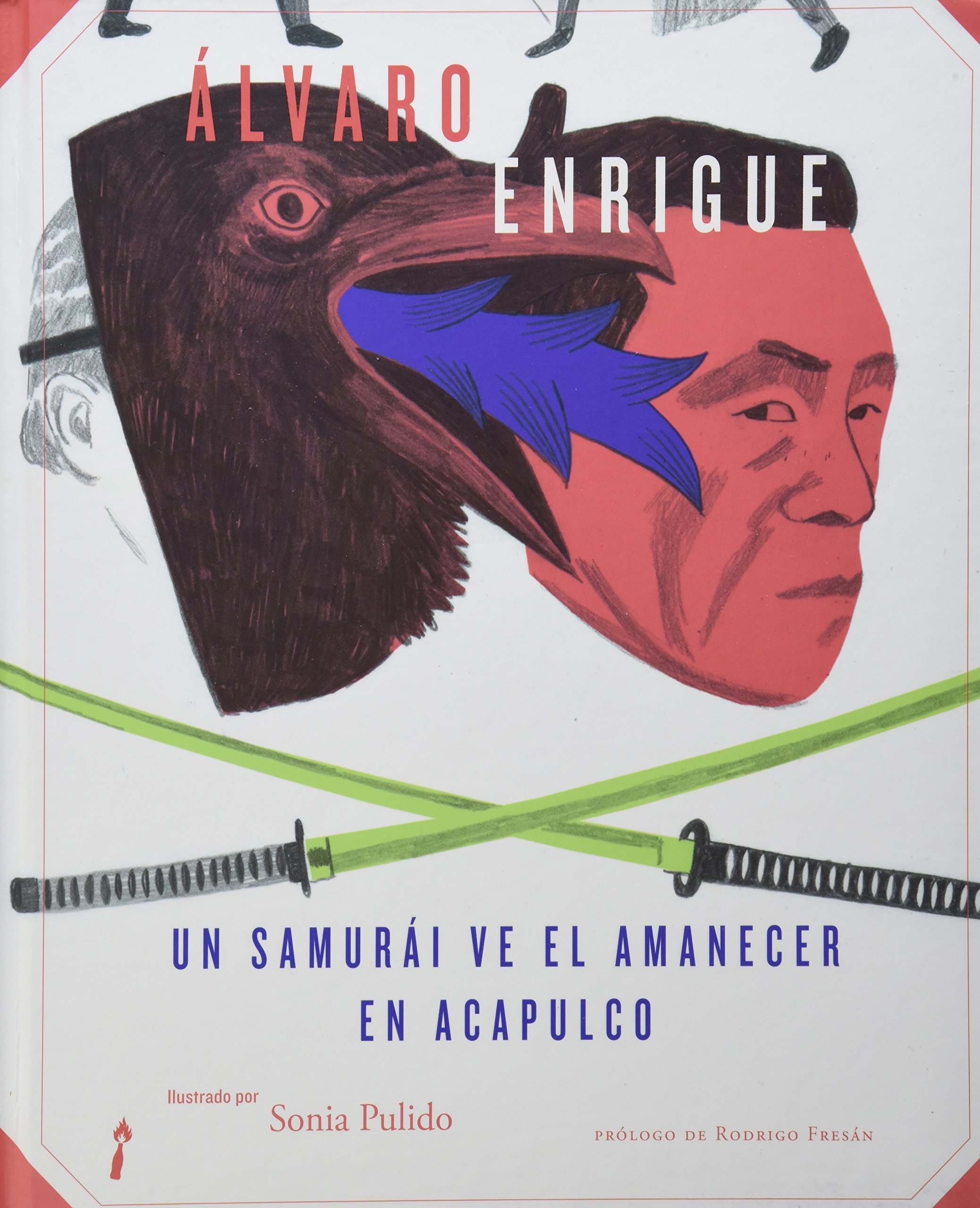 Download Un samurái ve el amanecer en Acapulco pdf