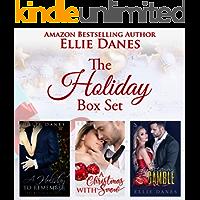 The Holiday Box Set: Three Billionaire Holiday Romance Novels