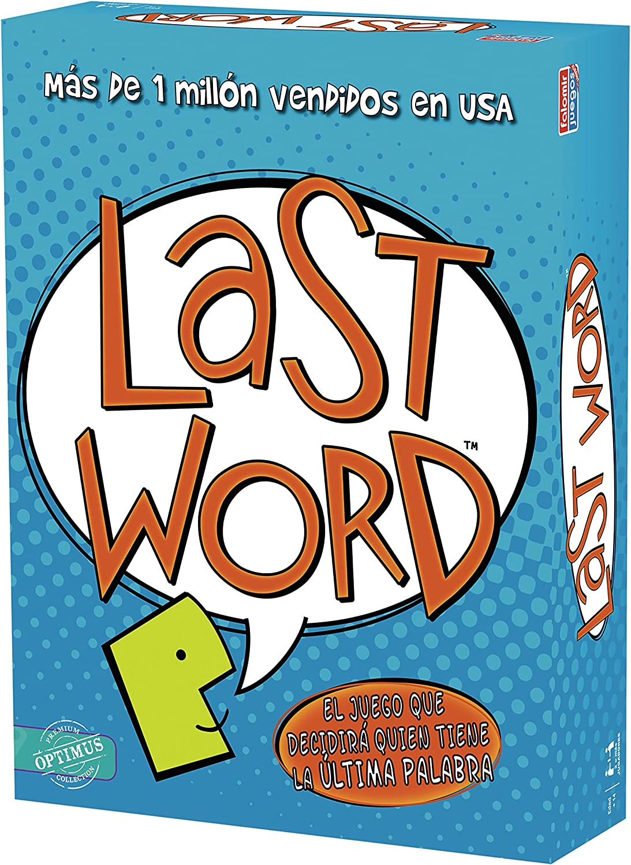 Falomir - Last Word (24012): Amazon.es: Juguetes y juegos