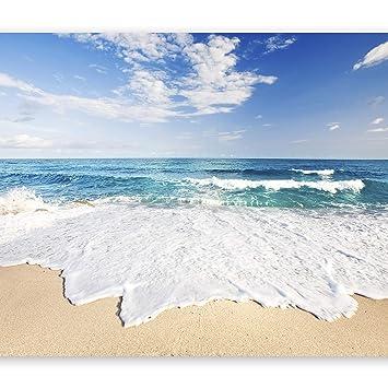 Murando Fototapete Meer Strand 400x280 Cm Vlies Tapete Moderne