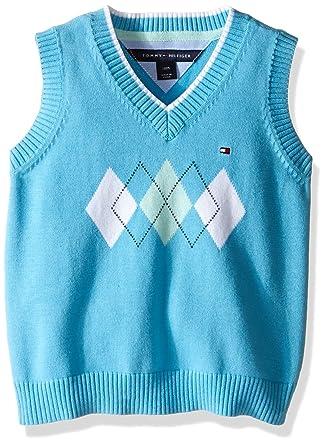 598e96e4934a9 Amazon.com  Tommy Hilfiger Baby Boys  Henry Sweater Vest  Clothing